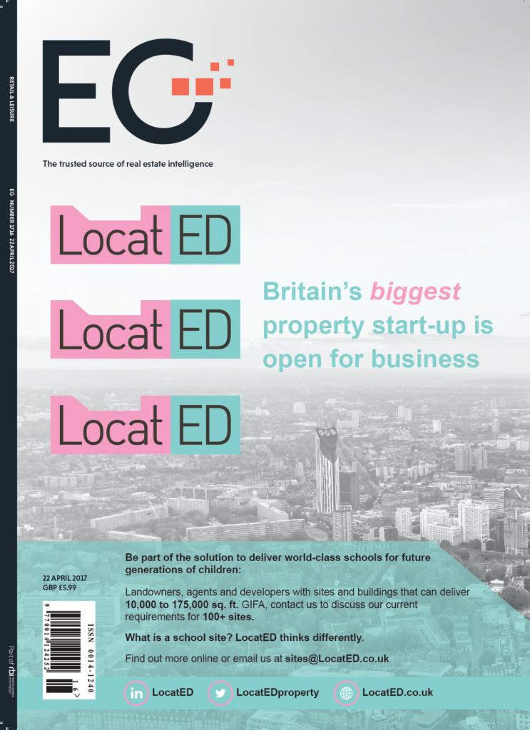 Estates Gazette Front Cover