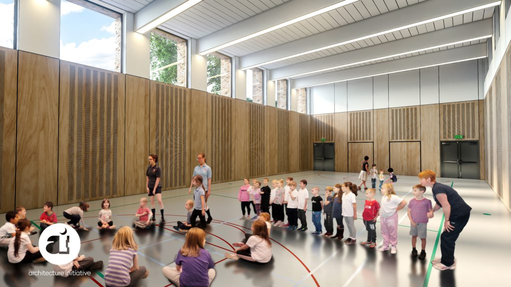 Kingston GEMS Primary School CGI